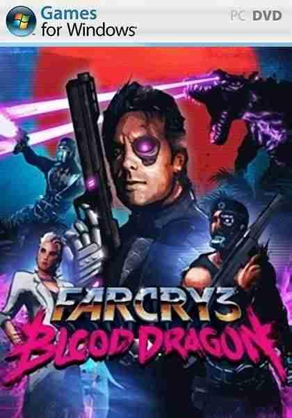 Descargar Far Cry 3 Blood Dragon [MULTI8][RELOADED] por Torrent